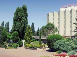 Mercure Saint Etienne Parc de L'Europe, Сент-Этьен (рядом с городом Les Essertines)