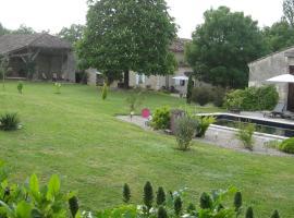 Les Granges de Marsal, Monflanquin (рядом с городом La Sauvetat-sur-Lède)