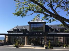 Seamill Hydro Hotel & Resort, Seamill (рядом с городом Ardrossan)