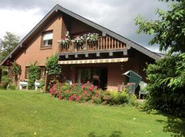 Ferienwohnung am Sophienberg, Wensin