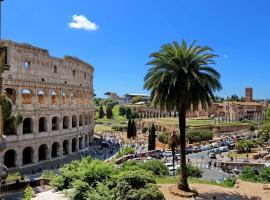 Romance al Colosseo