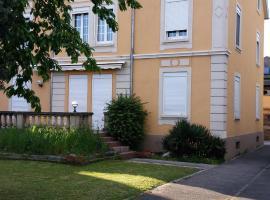 Maison Bourgeoise, Pfastatt