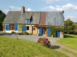Ferienhaus 'Chez Papillon', Champrépus (рядом с городом Saint-Maur-des-Bois)