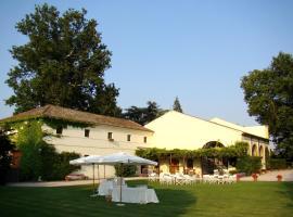 Villa Schiavi, Sermide