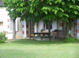 Gite en Forterre, Druyes-les-Belles-Fontaines