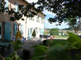 Centre Familial de Vacances Les Sylvageois, Les Sauvages (рядом с городом Жу)