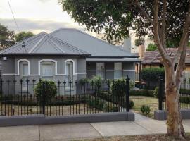 Essendon - home away from home, Melbourne (Moonee Ponds yakınında)