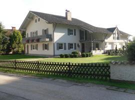 Appartement Bruckmeier, Bad Füssing (Kirchdorf am Inn yakınında)