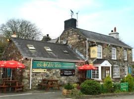 The Wolfe Inn, Treffgarne