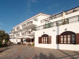 Ikaros Star Hotel, Gialiskari (рядом с городом Manganítis)
