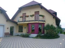 Ferienwohnung AQUA, Burgebrach, Burgebrach (Pommersfelden yakınında)
