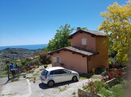 Patrizia, Vallebona (San Biagio della Cima yakınında)