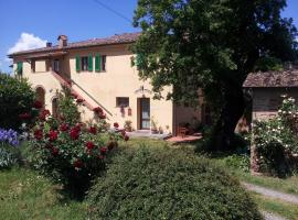 A Casa di Lizzy B&B, Montelopio (Molino Mazzetti yakınında)