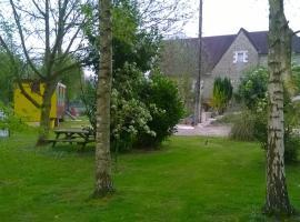 La Roulotte du Manoir de Lise, Hesmond (рядом с городом Torcy)