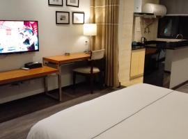 Cotton Hotel, Chengdu (Xipu yakınında)