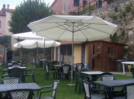 Hotel Paese Corvara, Beverino (Madonna del Trezzo yakınında)