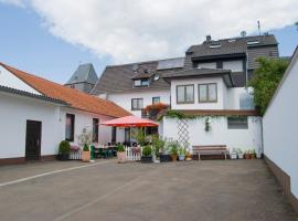Gasthaus & Pension Hörning, Roxheim (Hargesheim yakınında)