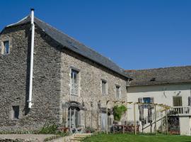 B&B La Source du Bonheur, Rieupeyroux (рядом с городом La Bastide-l'Évêque)