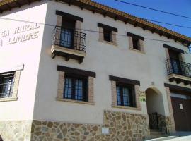 Casa Rural La Lumbre, Enguídanos (Cardenete yakınında)