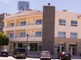 Hotel Valle del Almanzora, Армуния-де-Альмансора (рядом с городом Olula del Río)