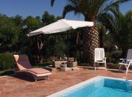 Appartamento per 4 persone a Villa Martino, Masseria Orimini