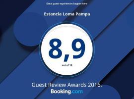 Estancia Loma Pampa, Azul