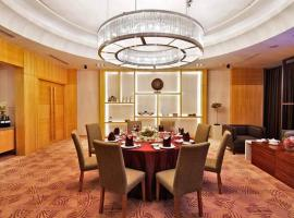 Windsor Park Hotel Kunshan, Kunshan (Luoxiang yakınında)