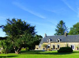 Domaine de l'hôtel au franc, Fleury