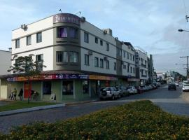 Iria's Hotel, Timbó (Indaial yakınında)