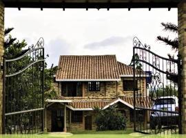 Villa Ruth, La Purnia (Los Curos yakınında)