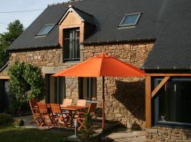 Ma Maison à la Campagne, Bonnemain (рядом с городом Ле-Тронше)