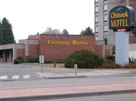 Chinook Motel, Lethbridge (Coaldale yakınında)