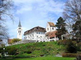 Hotel Schloss Romanshorn, Romanshorn (Egnach yakınında)