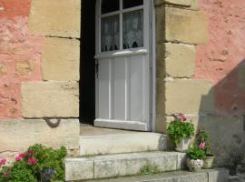 La Ferme Rose, Сержи (рядом с городом Boisemont)