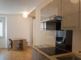 Appartement Studio Comoretto au centre de Bonneville, Bonneville (рядом с городом Saint Pierre en Faucigny)