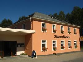 Gaststätte & Pension Jägerwäldchen