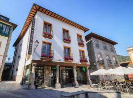 Plaza Mayor, Villafranca del Bierzo