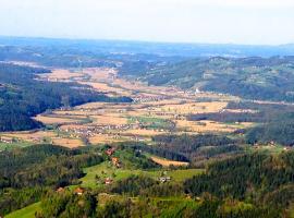 Reit- und Ferienhof Siebernegg, Eibiswald (Soboth yakınında)