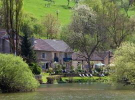 Auberge Chez Soi, Ougney-Douvot (рядом с городом Corcelle-Mieslot)