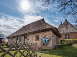 Hexenhaus auf Rügen, Rappin