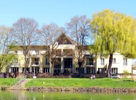 Hotel Mainpromenade ***S, Karlstadt (Eußenheim yakınında)