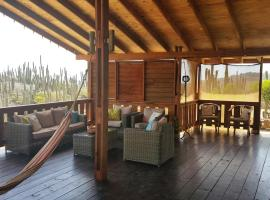 Cunucu Woodhouse Aruba, Paradera