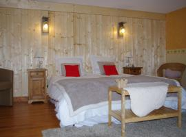Chambre d'hotes du Gros Pommier, Saulxures (рядом с городом Colroy-la-Roche)