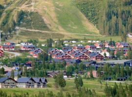 Idre Fjäll, Idrefjäll (рядом с регионом Lofsdalen)