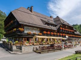 Best Western Hotel Hofgut Sternen, Breitnau