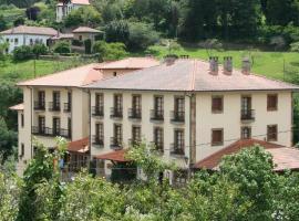 Hotel Valle Las Luiñas, Сото-де-Луйнья