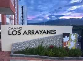 Caminos de arrayanes