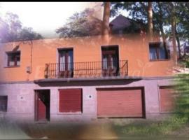 Villaespina, Quintana del Puente (Herrera de Valdecañas yakınında)