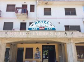 Hotel La rondine, Pietracatella (Riccia yakınında)