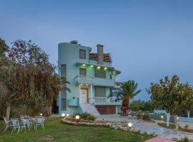 Haraki Hill & Sea View Apartments, Хараки (рядом с городом Malona Village)